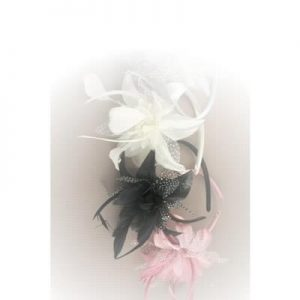 Hair Fascinators & Head Bands